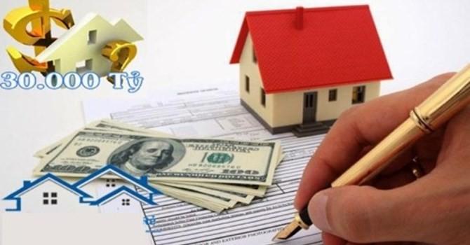 """Dừng gói 30.000 tỷ: Người vay mua nhà vẫn còn """"cửa"""" vay lãi suất ưu đãi"""