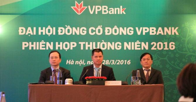 """Chủ tịch VPBank: """"Chúng tôi đang làm thủ tục để niêm yết"""""""