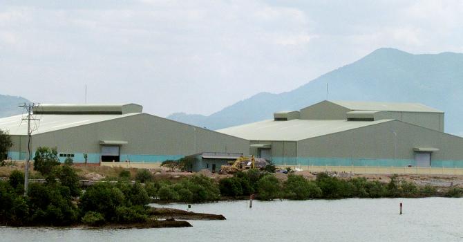 PVC chuyển nhượng nhà máy tại Vũng Tàu giá 132 tỷ đồng