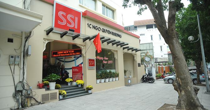 SSI muốn mua 10 triệu cổ phiếu quỹ
