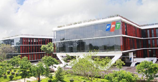 FPT lãi hơn 645 tỷ trong quý I
