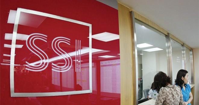 Công ty mẹ SSI lãi giảm 24% quý I