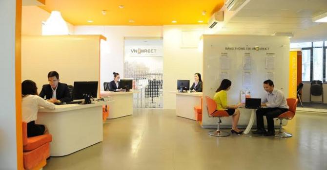 Doanh thu môi giới giảm, VNDirect báo lãi 40 tỷ đồng