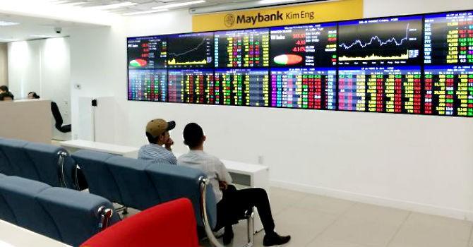 Maybank Kim Eng báo lãi gấp 3,4 lần cùng kỳ