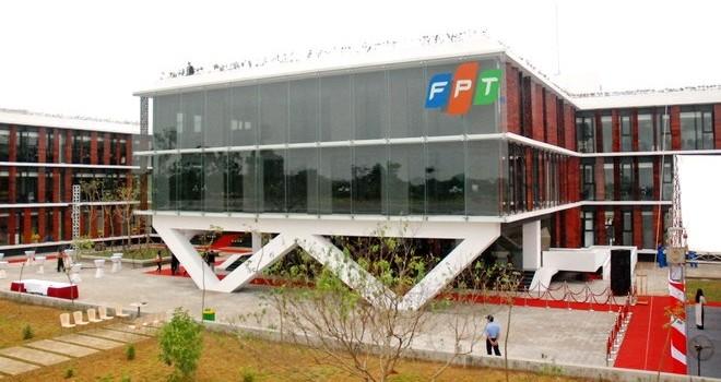 FPT lãi ròng 732 tỷ trong 5 tháng