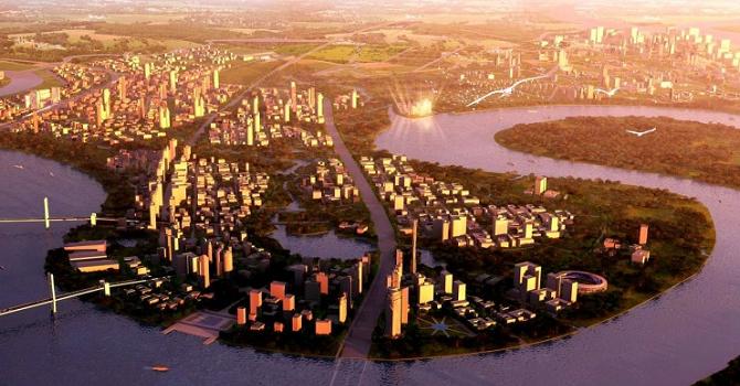 CII sắp khởi công dự án đổi đất lấy hạ tầng hơn 10.000 tỷ