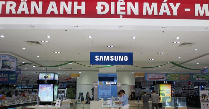 Trần Anh lại đóng cửa thêm một siêu thị điện máy