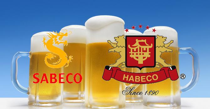 """[Infographic] Cân đo sức mạnh của hai """"ông lớn"""" ngành bia Việt"""