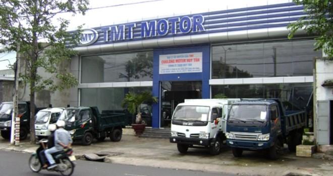 Ô tô TMT lãi gấp 4 lần cùng kỳ nhờ tìm được nguồn hàng tốt