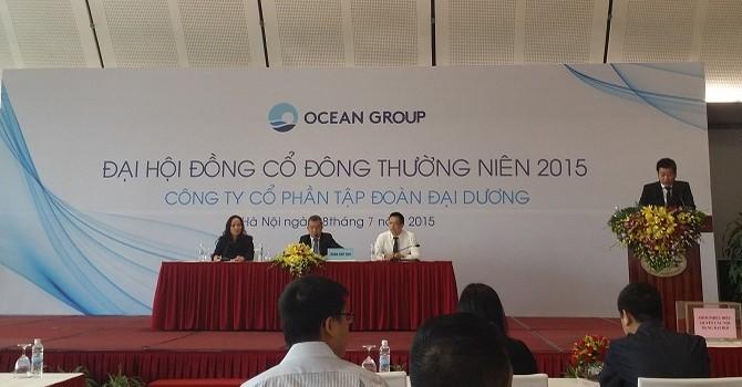 Đại gia nào sẽ mua lại các dự án của Ocean Group?