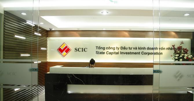 SCIC ước lãi 3.585 tỷ đồng trong nửa đầu năm 2015