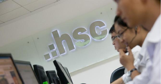 Thị trường đi xuống, HSC ước tính chỉ hoàn thành 80% kế hoạch năm