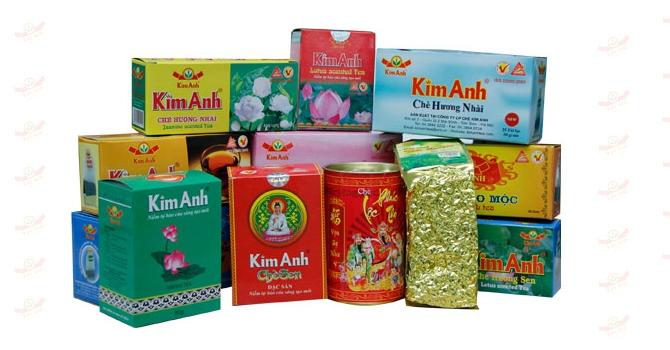 Chè Kim Anh: Từ sản phẩm quen thuộc đến nguy cơ phá sản