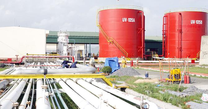 Công ty mẹ PV GAS: Lợi nhuận sụt giảm vì giá khí