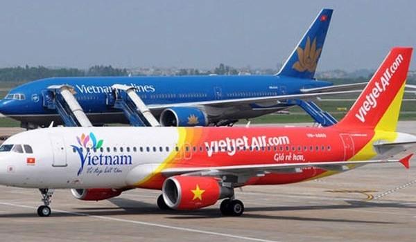 """Các """"ông lớn"""" hàng không chi bao tiền cho dịch vụ sân bay ở Việt Nam?"""