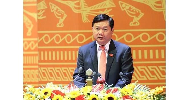 Thông điệp đáng chú ý của Bộ trưởng Đinh La Thăng ở Đại hội Đảng