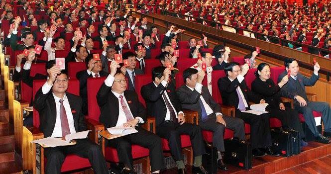 Tuần bận rộn của Đại hội Đảng về công tác nhân sự