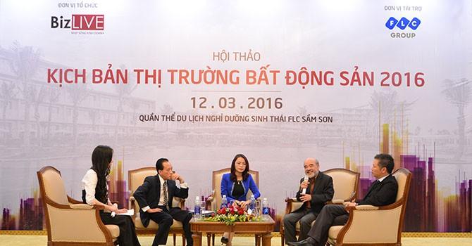 """""""Tiềm năng của bất động sản nghỉ dưỡng ở Việt Nam rất lớn"""""""