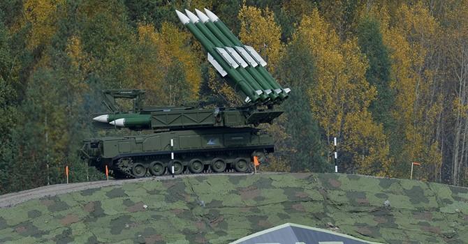 Một nước ASEAN định mua các tổ hợp tên lửa Buk-M2 và Pantsir-S1 của Nga