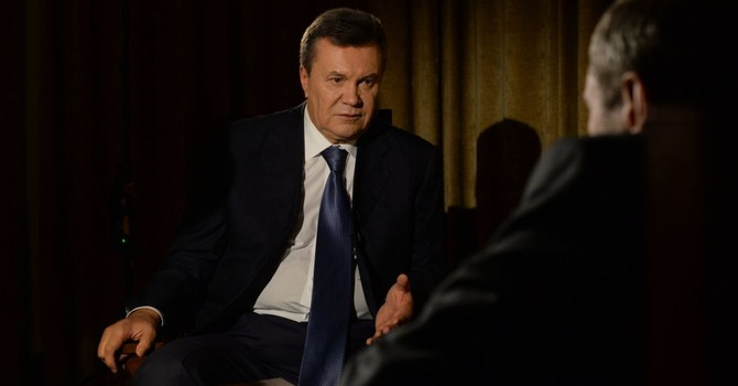 Điện Kremlin bác tin đồn cấp quốc tịch Nga cho ông Yanukovych