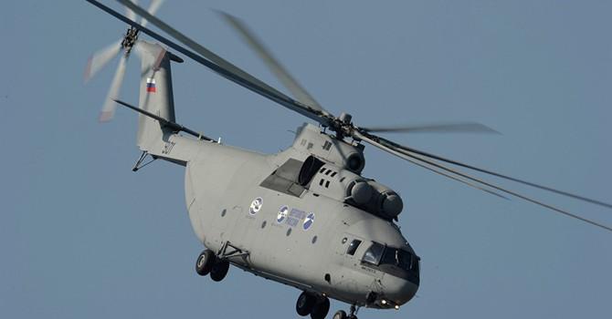 Trực thăng Mi-26T2 của Nga có phiên bản mới
