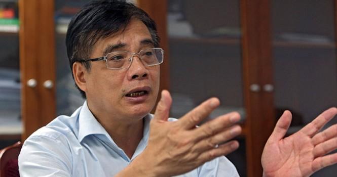 """TS. Trần Đình Thiên: """"Chúng ta toàn tháo gỡ, mà tháo gỡ thì chẳng giải quyết được gì"""""""