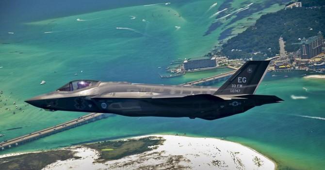 Siêu chiến đấu cơ F-35 của Mỹ: Hiệu quả không chiến gấp 6