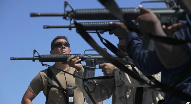Mỹ tiếp tục dẫn đầu thế giới về xuất khẩu vũ khí