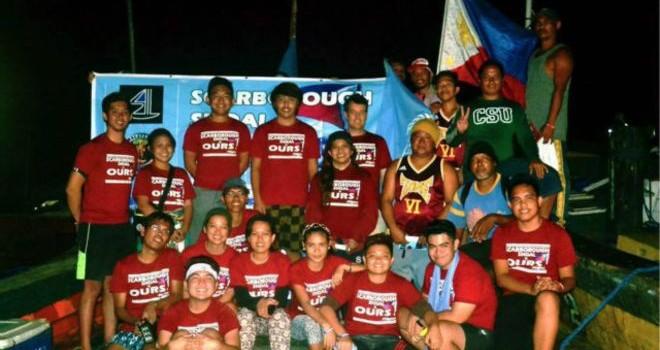 Philippines và Trung Quốc lại căng thẳng về Scarborough
