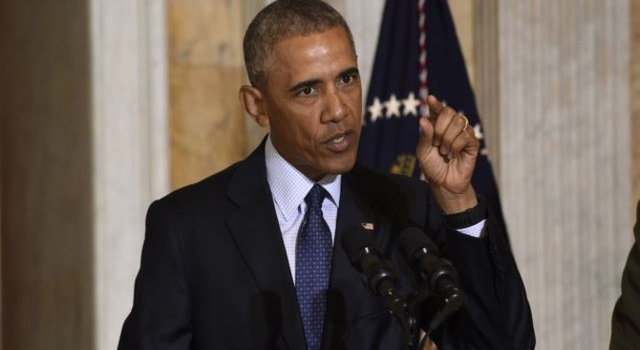 Tổng thống Obama đáp trả chỉ trích của ông Trump