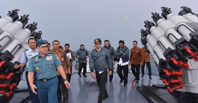 Biển Đông: Indonesia tăng ngân sách quốc phòng đối phó với Trung Quốc