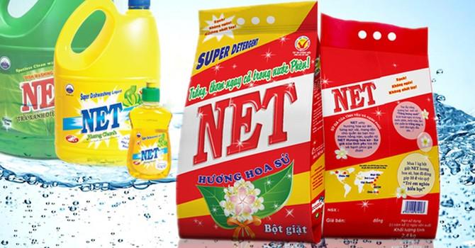 Bột giặt NET sắp trả cổ tức 2015 tỷ lệ 30%