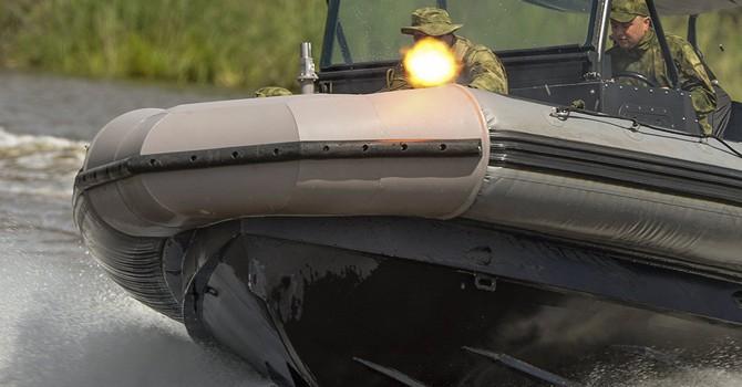 Kalashnikov bắt đầu cung cấp tàu đổ bộ và tấn công cho quân đội Nga