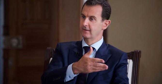 """Ông Assad ca ngợi ông Putin """"trung thực, cởi mở"""""""