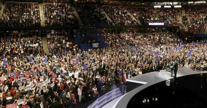 Trung Quốc phẫn nộ với cương lĩnh mới của đảng Cộng hòa Mỹ