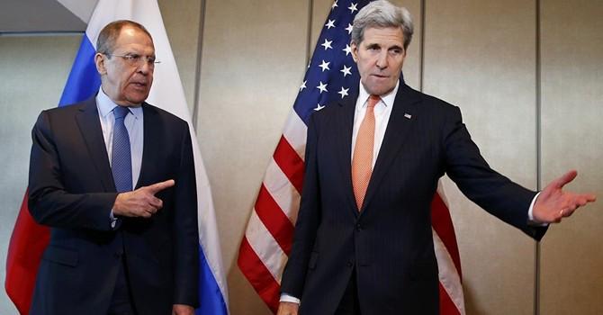 Moscow tiết lộ hội đàm giữa ông Lavrov và Kerry về số phận ông Assad
