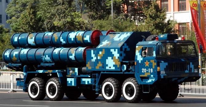 Trung Quốc rút tên lửa HQ-9 khỏi Hoàng Sa