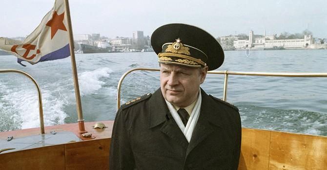 Đô đốc Nga nêu điều kiện để giao lại tàu chiến cho Ukraine