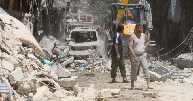 Ông al-Assad đề nghị mở đường thoát cho phiến quân, thường dân Aleppo