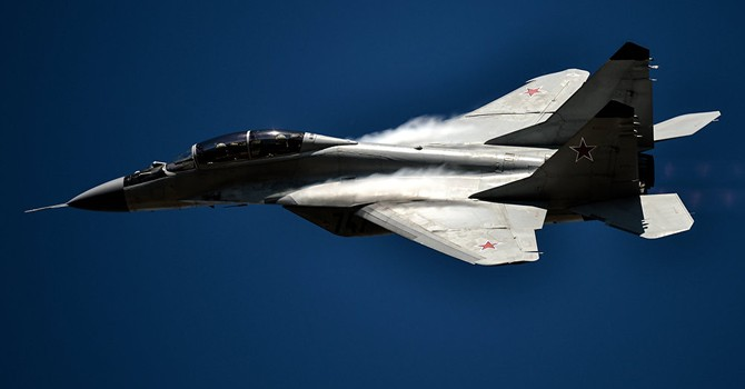 Hải quan Nga phát hiện linh kiện MiG-29 được dự định tuồn sang Ukraine