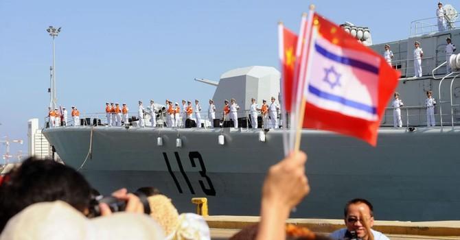 """Người Do Thái cũng """"phát hoảng"""" với đầu tư từ Trung Quốc"""