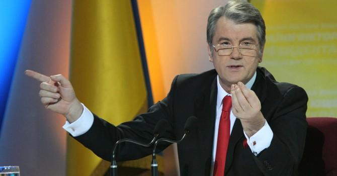 Cựu Tổng thống Yushchenko nêu nguyên nhân Ukraine mất Crimea