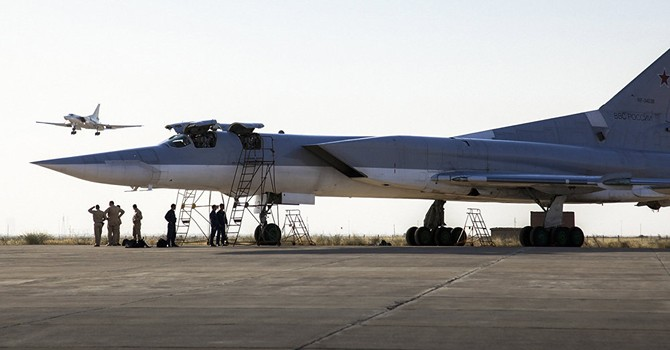 Nga cần sân bay Iran đến mức nào?