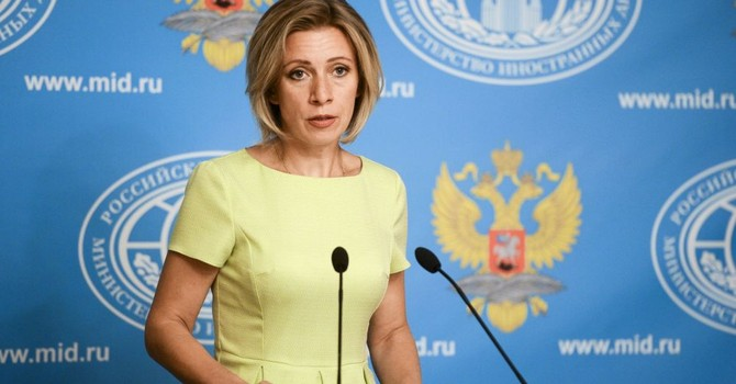 """Moscow ví cuộc bầu cử tại Mỹ như """"bản tango dành cho ba người"""""""