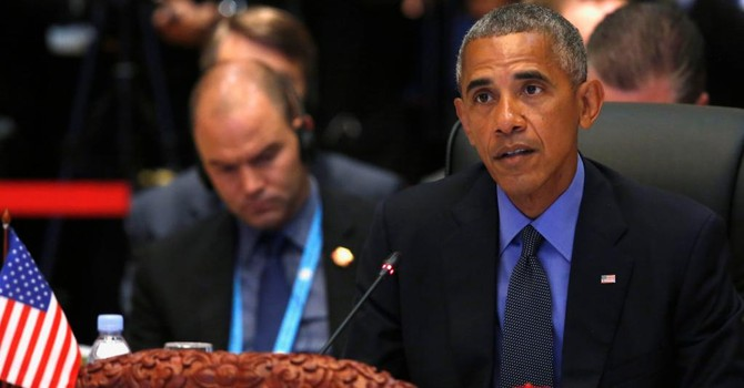 Thượng đỉnh ASEAN: Mỹ thúc Trung Quốc tôn trọng phán quyết Trọng tài La Haye