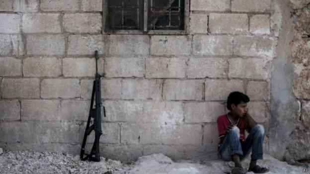 Thỏa thuận ngừng bắn Syria có hiệu lực từ 12/9
