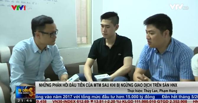 MTM: Chủ tịch HĐQT 33 tuổi bị khởi tố, bắt tạm giam