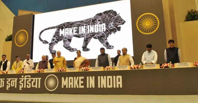 Ấn Độ bước đầu thành công với chiến dịch ''Make in India''