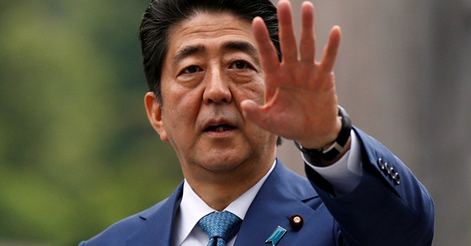 Ông Abe muốn Nhật Bản phê chuẩn Hiệp định TPP trước các nước khác