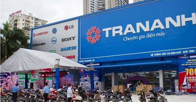 Trần Anh lại báo lỗ quý III gần 6 tỷ đồng
